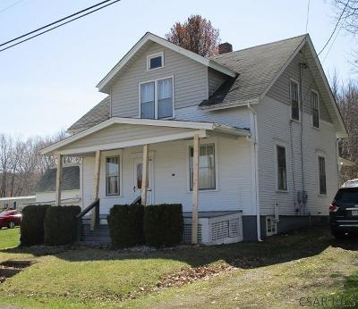 Friedens PA Single Family Home For Sale: $69,000
