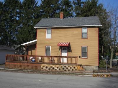 Single Family Home For Sale: 220 S Columbia Ave.