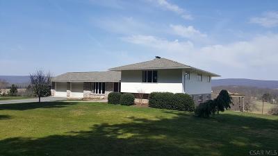 Single Family Home For Sale: 140 Evergreen Lane
