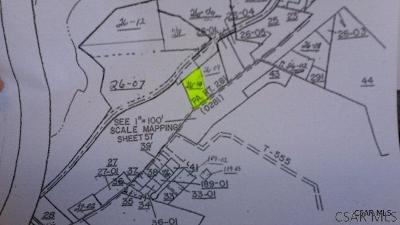 somerset Residential Lots & Land For Sale: Stoystown Rd