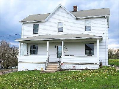 Single Family Home For Sale: 601 High St
