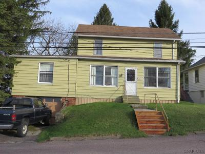 Single Family Home For Sale: 307 Cannell Drive