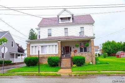 Multi Family Home For Sale: 137 E Sanner