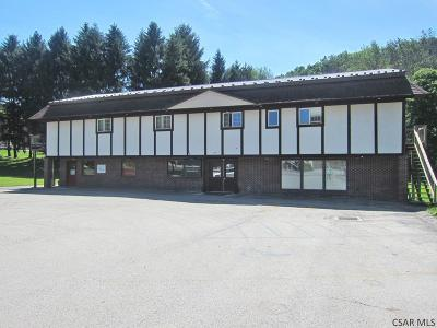Commercial Lease For Lease: 507 Tire Hill Road #B