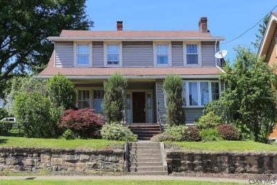 Single Family Home For Sale: 518 W Main Street