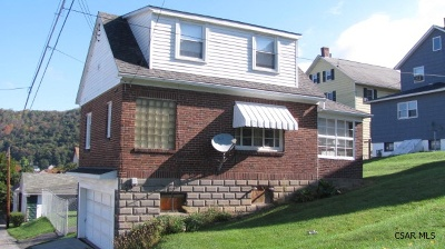 Rental For Rent: 665 Russell Avenue, Rear