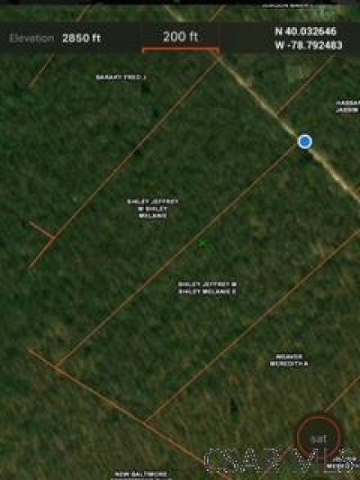 somerset Residential Lots & Land For Sale: 52 & 53 Lots-Blueberry Way