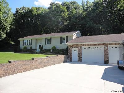 Single Family Home For Sale: 157 Oak Hill Drive