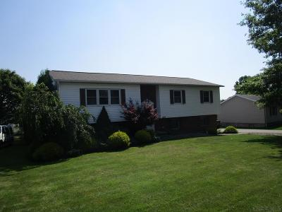 Somerset PA Single Family Home For Sale: $129,000