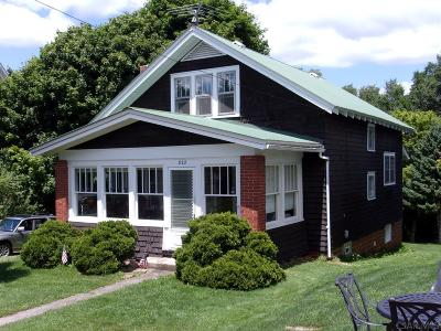 Addison PA Single Family Home For Sale: $64,400
