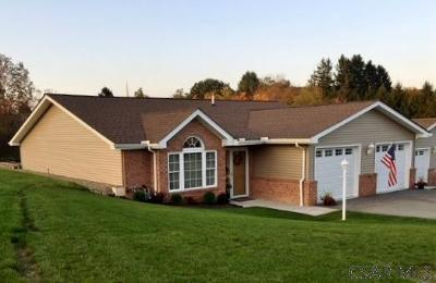 Single Family Home For Sale: 107 Apricot Court