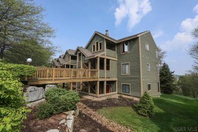 Hidden Valley Condo/Townhouse For Sale: 5228 Summit View Court