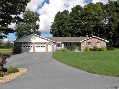Single Family Home For Sale: 202 Sturtz Road