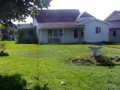 Single Family Home For Sale: 521 Quemahoning St