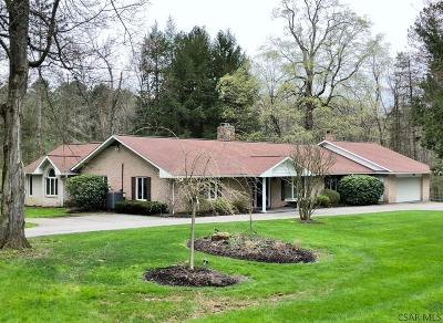Single Family Home For Sale: 257 Hickory Hollow Road