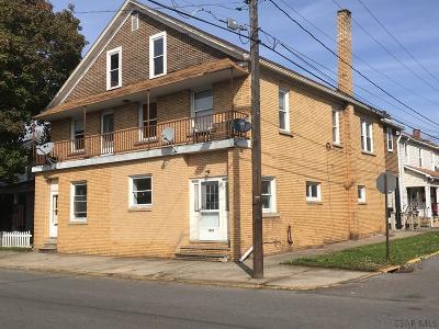 Rental For Rent: 1815 Somerset Avenue