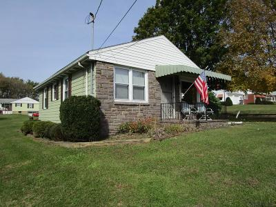 Single Family Home For Sale: 2309 Stoystown Road