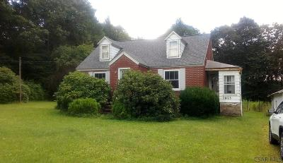 Single Family Home For Sale: 7973 Lincoln Highway