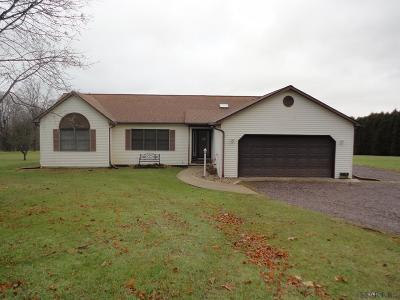 Single Family Home For Sale: 158 Nah Stadt Acres