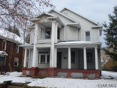 Single Family Home For Sale: 621 Main St