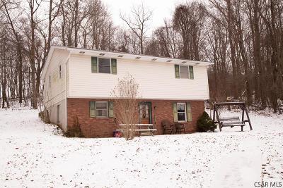 Single Family Home For Sale: 108 Zellem Lane