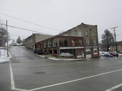 Commercial For Sale: 301 N Center Ave.