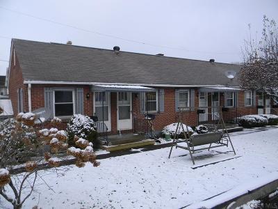 Multi Family Home For Sale: 430 N Center Avenue