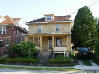 Somerset  Single Family Home For Sale: 256 W Church Street