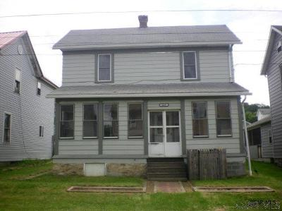 Single Family Home For Sale: 215 Wheeler Street