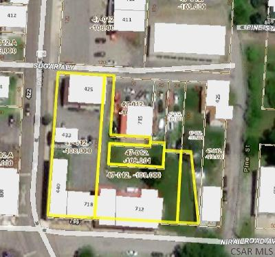Commercial For Sale: 712-718 N Railroad Street