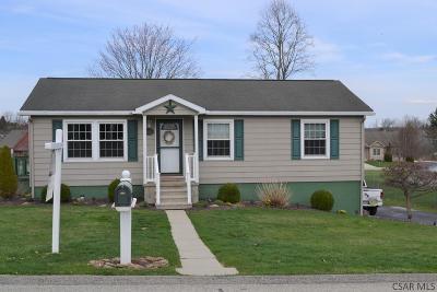 Somerset  Single Family Home For Sale: 1407 Maplehurst Drive