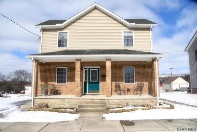 Single Family Home For Sale: 315 Olinger St