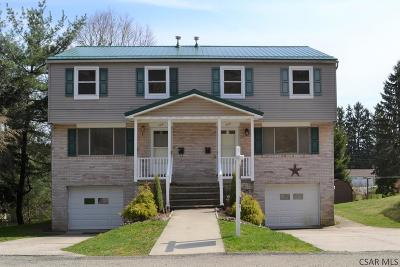Somerset  Multi Family Home For Sale: 403-405 Lincoln St