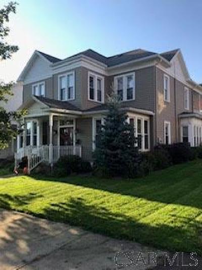 Single Family Home For Sale: 113 Meyers Avenue