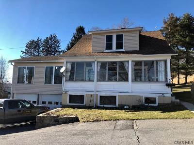 Single Family Home For Sale: 968 Carbon Avenue