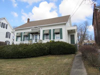 Single Family Home For Sale: 158 W Union St