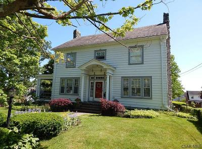 Single Family Home For Sale: 523 W Union Street