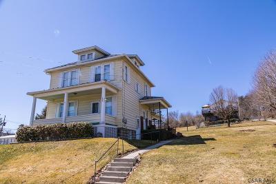 Single Family Home For Sale: 1034 S Rosina Avenue