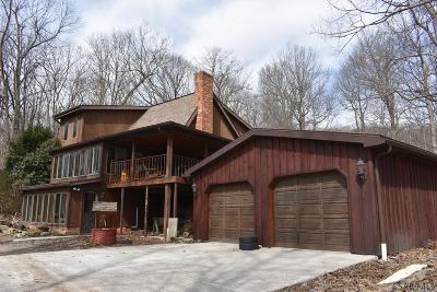 Single Family Home For Sale: 115 Old Farm Road