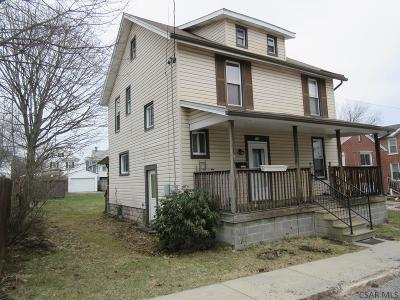 Single Family Home For Sale: 513 S Ankeny Ave