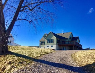Single Family Home For Sale: 136 Grange Rd