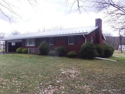 Single Family Home For Sale: 397&411 Glade City Rd.