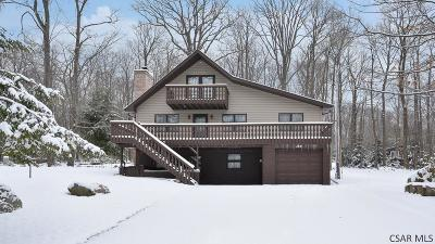 Single Family Home For Sale: 144 Kings Mountain Rd