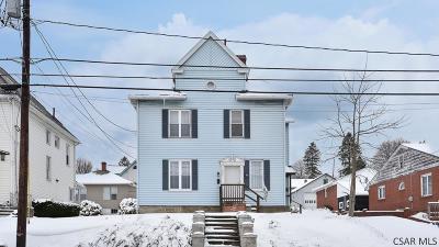 Multi Family Home For Sale: 711 N Center Ave