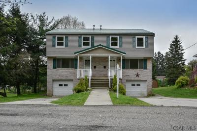 Multi Family Home For Sale: 403-405 Lincoln Street