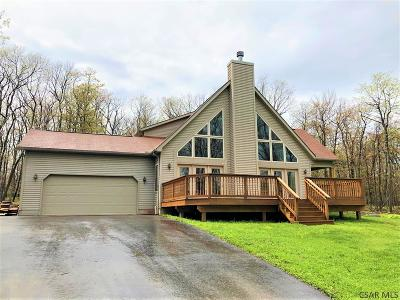 Single Family Home For Sale: 385 Shawnee View Road