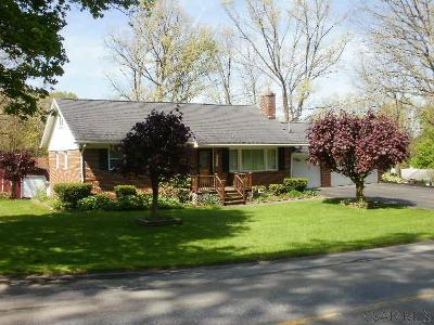 Somerset  Single Family Home For Sale: 645 Sechler Rd