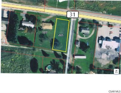 Residential Lots & Land For Sale: Glades Pike Rd.