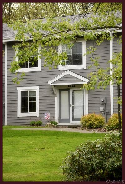 Hidden Valley Condo/Townhouse For Sale: 1612 Snowfield Ct