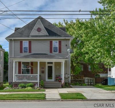 Single Family Home For Sale: 413 W Union St